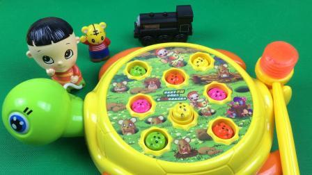 儿童玩具卡通片 打开一个新的玩具小的孩子,距离著名的卡通玩具。新系列 变形警车珀利  大冶巴士停车塔及ROBOCAR波利玩具车 Poli car toys