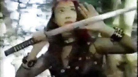 超绝版女斗 女忍者斗群男