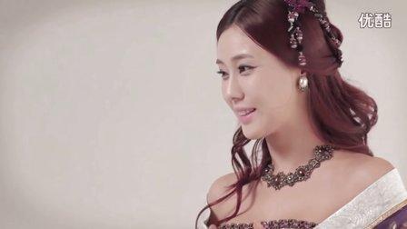 龙珠TV韩国美女主播金荷律(尹惠熙)代言韩国手游열삼2 拍摄花絮Kim hayul