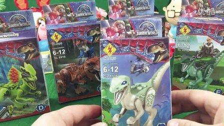 积木恐龙 侏罗纪世界 恐龙玩具 灵动蹦蹦兔 大头儿子小头爸爸 小猪佩奇 海底小纵队 超级飞侠