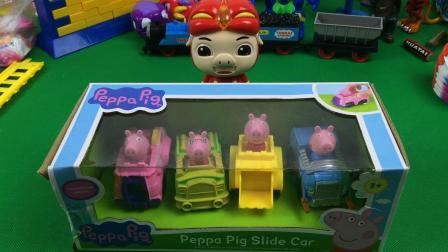 蓝色水舞珠珠海洋奇缘沙滩;手工DIY太空沙鲸鱼世界!小猪佩奇秦时明月 #PomPom玩具#