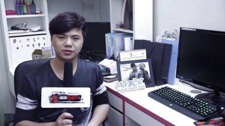 专访中国格斗游戏第一人