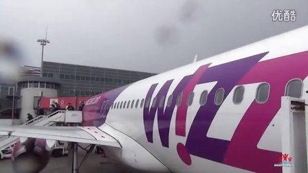 【维兹航空】欧洲廉价航空的优先登机服务-华沙至拉纳卡