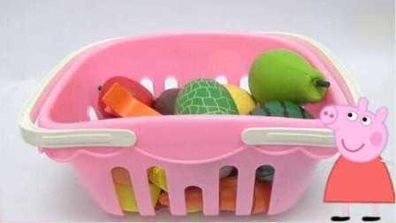 小猪佩奇打工 粉红猪小妹去冰激凌厂