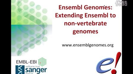 Ensembl Genomes: Extending Ensembl