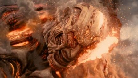 进击的巨人真人版后篇 世界终结 16