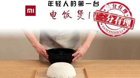 三分有理:小米电饭煲将由美的打造?