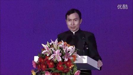 黄秋远中华世纪坛中秋诗会演讲(北京2015年9月27日)