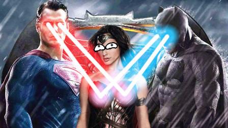马桶说 2016:4分钟看完《蝙蝠侠大战超人》:明明是强行打架好吗 13