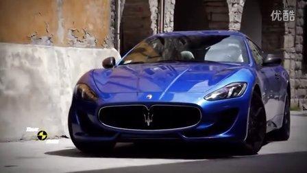 海外试驾Maserati GT 外观内饰超详解