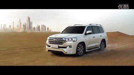 丰田2016款全新兰德酷路泽