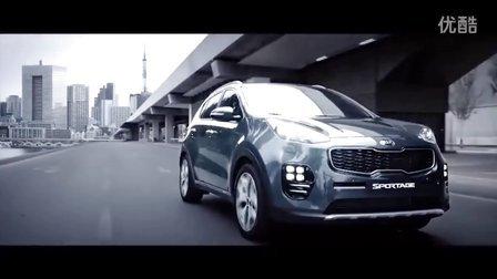 2016款起亚 狮跑X-MEN车型广告