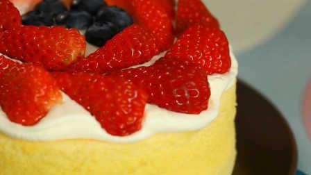 教你做椰香芝士蛋糕 06