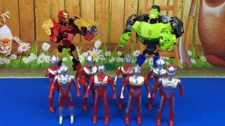 超级飞侠艾莎公主变成了小猪佩奇 蜘蛛侠来帮忙