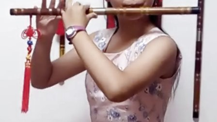 《茉莉花》笛子独奏