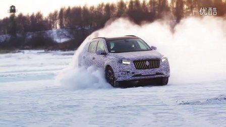 宝沃BX7 冰雪极限驾驶