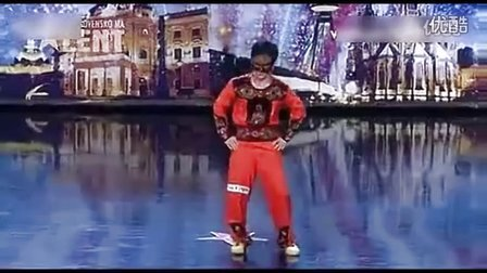 美国达人秀雷人舞蹈