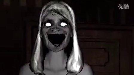 妹子玩恐怖游戏《黑玫瑰》#1 我真作死!