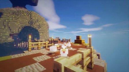 ★我的世界★Minecraft《籽岷的1.9多人冒险游戏 小鸡快跑 第一集》