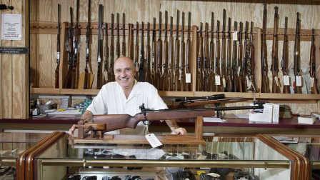獵奇 第一百一十一集  探秘英国最大的射击装备4S店