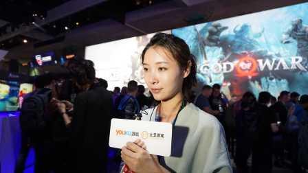 索尼E3展区:PS VR展示全新游戏体验