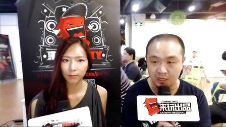 来玩PARTY7月2日北京kof14对战录像 1/4