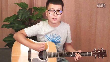 【玄武指弹吉他教学】如何让右手拨弦更干净?