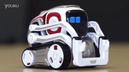 【Anki Cozmo】会卖萌的智能玩具机器人