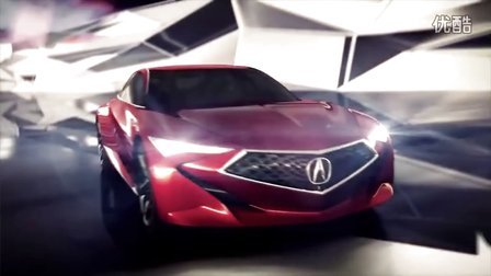 讴歌概念车Precision 完美科技的呈现