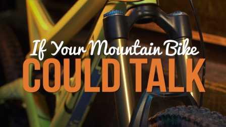 【IFHT不污】如果你的山地自行车会吐槽 @柚子木字幕组