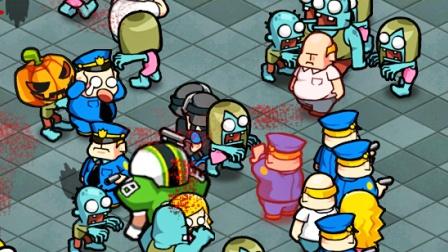 【小枫的独立游戏】经营僵尸脑子的店铺!<地下商业帝国>模拟试玩(下)