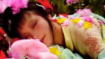 87版《红楼梦》金陵十二钗精美剧照 迅音160807