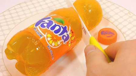 【POMPOM】美味鲜橘子果冻 DIY切切乐!小猪佩奇 熊出没 奥特曼 培乐多粘土