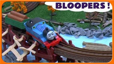托马斯小火车事故!