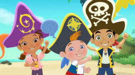 《杰克與夢幻島海盜 偉大的海盜金字塔》兒童游戲 糯米解說