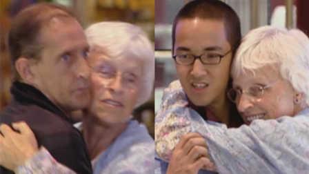 最老的恶搞 一言不合就拥抱的色老太