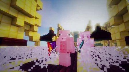 ★我的世界★Minecraft《籽岷的双人模组小游戏 天天向上幸运方块大冒险 IX 上集》