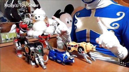 超级飞侠 乐迪 AR游世界 世界经典 玩具 试玩
