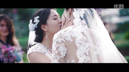 罗曼印象婚礼电影 《嫁给爱情》 一场没有新郎的婚礼