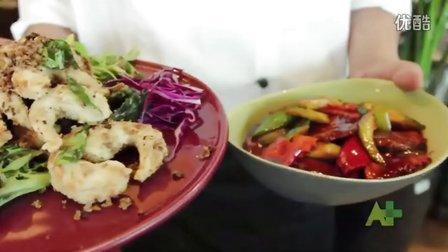 新加坡大厨的素食理想