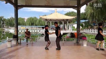 陶然亭水兵舞第二套精品教学