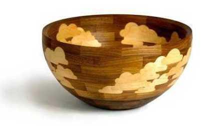 手工的美,看木头变成木碗的全过程