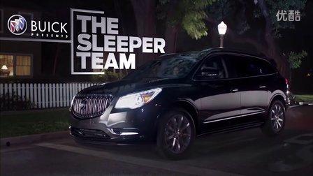 中型豪华SUV别克昂科雷让你舒服入睡