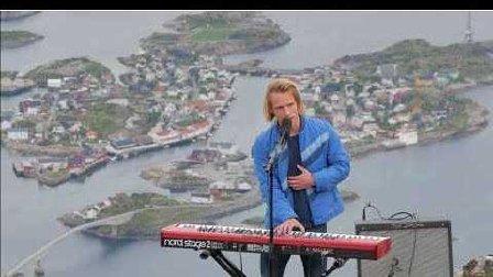 这是挪威的音乐节,大家感受一下!