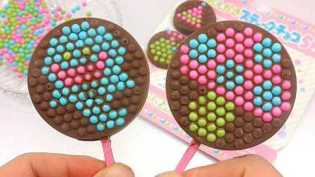 【POMPOM】科学元素豆棒棒糖 培乐多彩泥巧克力!托马斯和他的朋友们 小猪佩奇/粉红猪小妹 彩虹DIY