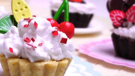 水果蛋挞-日本食玩-万代迷你厨房 037