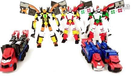 多美 呼呼高速服务站 自动赛道 玩具试玩