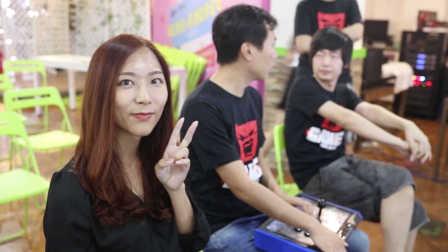 来玩PARTY《街头霸王5》9月11日北京站 街霸5一周年庆典