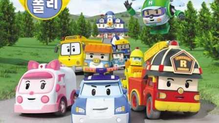 玩具 变形金刚 Hello Carbot 韩国  动画 CarBot TAXI你好卡伯变压器车