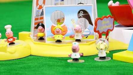 小猪佩佩 猪猪侠 海底小分队 浴缸芭比娃娃沐浴